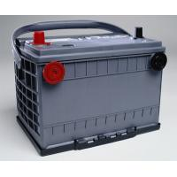 High Temperature Resistant 70Ah Lead Acid Car Battery 12v  size 260*172*225mm Manufactures