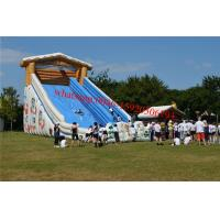 Giant inflatable toboggan slide hire Manufactures