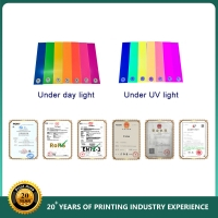 China YY Offset Printing UV Fluorescent Ink  1kg/Can Manufactures