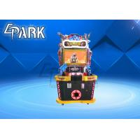 Buy cheap Frozen Heroes Electric Shooting Arcade Machines For Kids CE Certificate from wholesalers