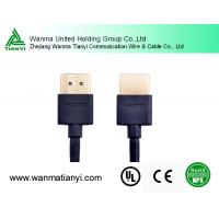 Ultra Slim Metal Shell HDMI High Speed Cable Manufactures