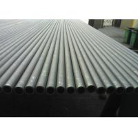 Thin Wall Seamless Stainless Steel Pipe , 304 Stainless Steel Seamless Tubing ASTM A312 Manufactures