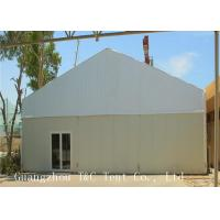 Flame Retardant Portable Storage Tents With Hard Pressed Extruded Aluminum Alloy Manufactures
