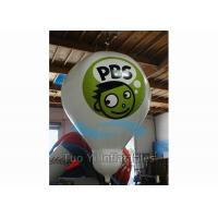 0.18mm PVC Custom Inflatable Balloons Sphere Balloon For Promotion Decoration Manufactures