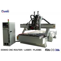 Industrial 4 Axis CNC Router Machine CNC Milling Machine For Wooden Door Engraving Manufactures