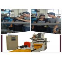Automatic Wedge Wire Screen Welding Machine Pipe Welding Machine Manufactures