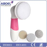 Portable Electric Skin Cleansing Brush Deep Facial Cleansing Brushes CE / FCC Manufactures