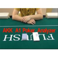 Latest Version All In One AKK K1 Poker Analyzer For Playing Cards Gambling Cheat Manufactures
