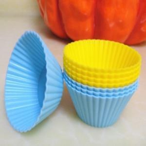 silicone mini muffin cups Manufactures