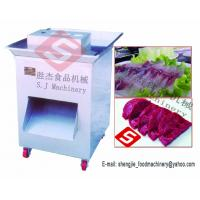 Large-scale vertical meat slicers, meat slicing equipment, meat  cutting machine, meat cutter, food slicer