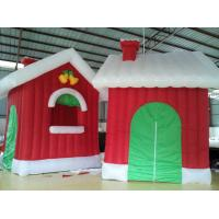 Long And Wide Are 3 Meters Of Inflatable Christmas House For Christmas Decoration Manufactures