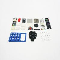 Durable Silicone Numeric Keypad For Telecommunication Equipment Good Force Manufactures