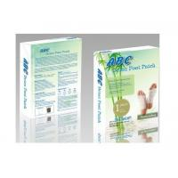 China ABC Detox Foot Patch Romoval Moisture Toxins, Biotanical ABC Slimming Patches with Genuine anti-fake mark on box on sale