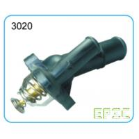 Quality Car Spare Parts Cooling System Thermostat For Car Radiator 12 Months Warranty for sale