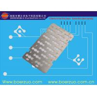 Quality Custom Embedded Push Button LED Membrane Switch 8 Pin Thin Film Switch for sale