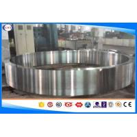 SAE4320 Forged Steel Rings Hot Forged Technical Low Carbon Alloy Steel Material Manufactures