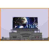 2R1G1B Outdoor Super Thin led screen display With Linsn Controller for mobile media Manufactures