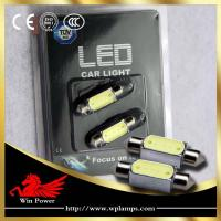 China Economic and Hottest Super Bright High power T19 36mm 12V/24V led automotive car lights for license on sale