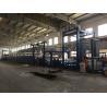 FH - 220 Needle Punch Carpet Production Line Horizontal Teflon Conveyor Belt Manufactures