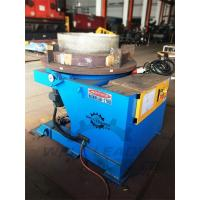 2000 Kg Carring Rotary Welding Positioner 1100mm Table Slotted 300mm Gravity Manufactures