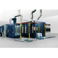 tailormade industrial spray booth for large equipment Manufactures