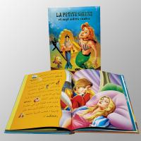 Quality Cute Educational Full Color Brochure Printing With 4/4C Hardcover for sale