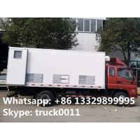 Quality Foton Aoling 30,000 day old chick tranportation truck for sale, Foton aoling 5.1m length day old chick truck for sale for sale