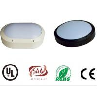 85-265V round LED Bulkhead Light CE Rohs  , 300x300x80mm 50 Hz ip65 bulkhead light Waterproof 5 years warranty Manufactures