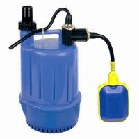 Buy cheap Plastic Pump with Single-phase capacitance Operation Asynchronous Motor from wholesalers