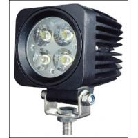 12W IP67 Cree LED Work Light Black Epsitar SUV ATV Lighting for Cars Manufactures