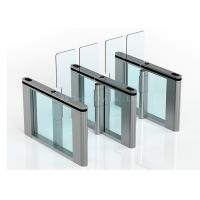 Stylish Half Height Turnstile Entrance Gates RFID Card Reader Manufactures
