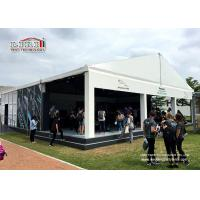 UV Prevented  Strong Frame  Outdoor Party Tent For 600 People Manufactures
