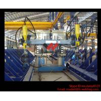 Steel Structure H Beam Welding Machine for Automated Production Line High Precision Manufactures