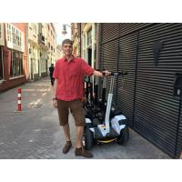 Segway Self Balancing Scooters , Lithium Battery Off Road Electric Scooter Manufactures