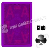 Gambling Cheat Copag 139 Paper Marked Invisible Playing Cards For UV Contact Lenses Manufactures