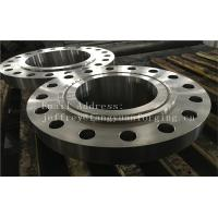 ASME B16.5 WN A350 LF6 Forged Carbon Steel Flange With Nice Packing Or Un-standard Flange Manufactures