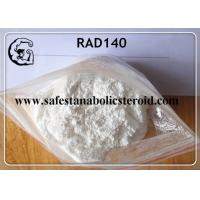 High Purity SARMs White Powder  RAD140 for Increasing Strength Manufactures