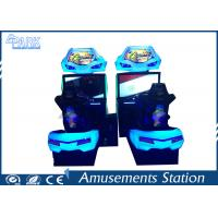 Game Center Equipment Racing Simulator Machine for 2 Players Manufactures