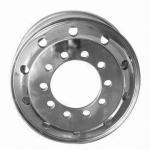 Aluminum truck tubeless wheel Manufactures