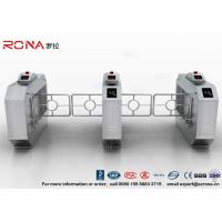 Buy cheap RFID Automatic Swing Barrier Gate Smart Arm Revolving Door Security Access from wholesalers