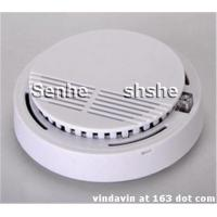 China Standalone gsm smoke detector alarm 9V battery operated on sale