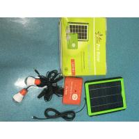 Super Bright LED White Color Outdoor Solar Camping Lamp CE / RoHS Manufactures