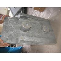 High Cr Aluminum Sand Castings White Iron With HRC58 Hardness Manufactures