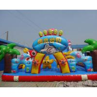 Quality New arrival Commercial rental octopus design inflatable bouncer slide for sale for sale