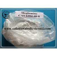 Meglumine Oral Anabolic Steroids Excipient in Cosmetics and X-ray Contrast Media Manufactures