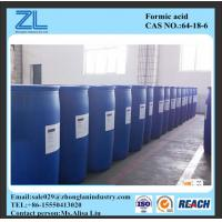 High quality 85% formic acid anhydrous Manufactures