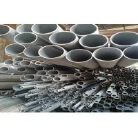 Pickled 2B  Large Diameter Stainless Steel Elliptical Tube For Window / Door Manufactures