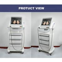 Facial Lifting HIFU Machine High Frequency Anti - Wrinkle Face Tightening Machine Manufactures