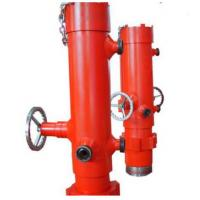 Quality Carbon Steel Forging Downhole Drilling Tools Drill Pipes Mud Saver / Mud Bucket for sale