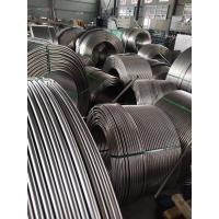 China Stainless Steel Coil Tubing, A269 TP304 / TP304L / TP310S / TP316L, bright annealed , 9.53MM on sale